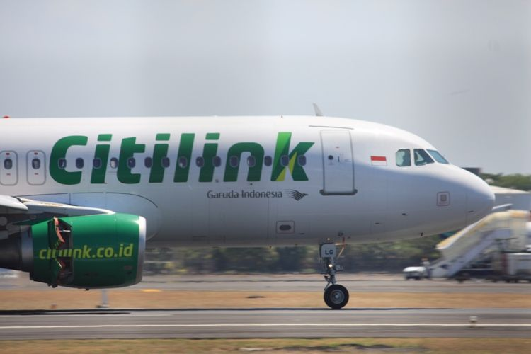 Citilink indonesia opens routes from semarang to palembang banjarmasin reheart Image collections