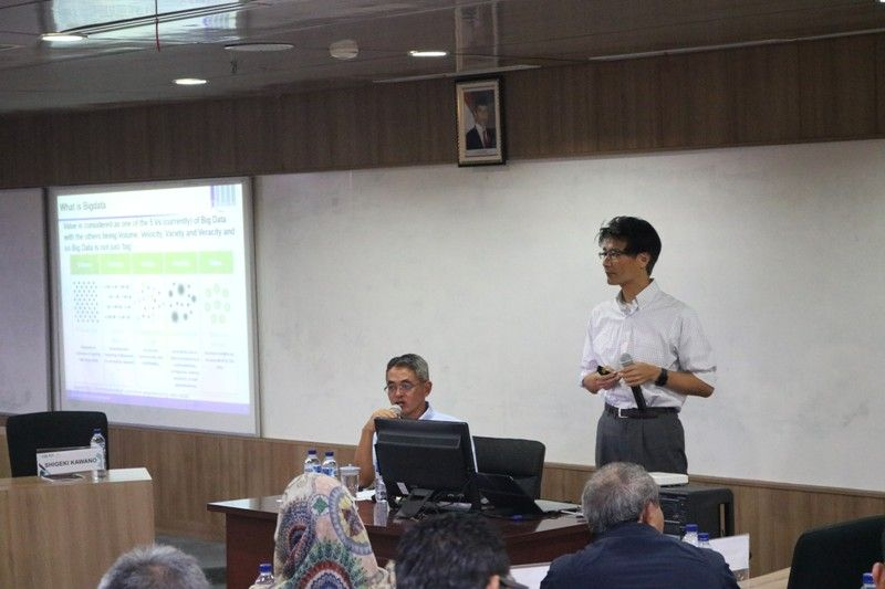 Netika Indonesia Qunie Synergize With Itb School Of Business And